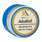 Adrafinil Powder Container from NewMind