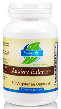 Anxiety Balance supplement