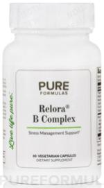 Relora B Complex from PureFormulas