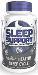 Sleep Support Capsules from Natrium Health