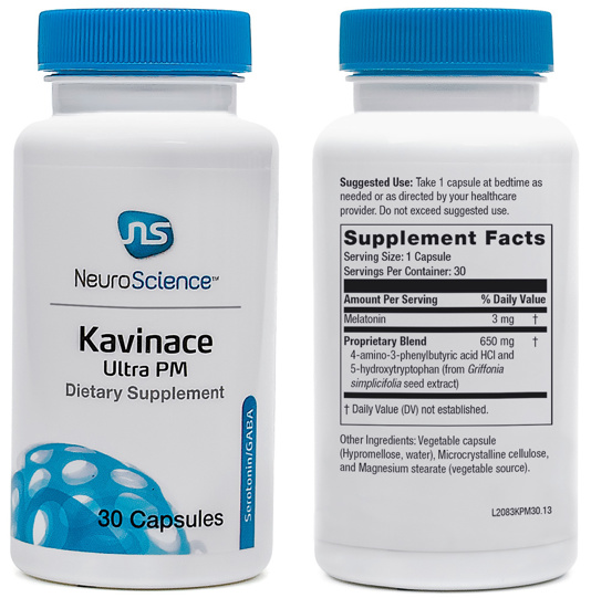 Kavinace Ultra PM by NeuroScience