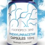 Phenylpiracetam Capsules from Nootropics Depot