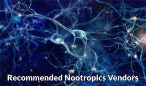 Recommended nootropics vendors