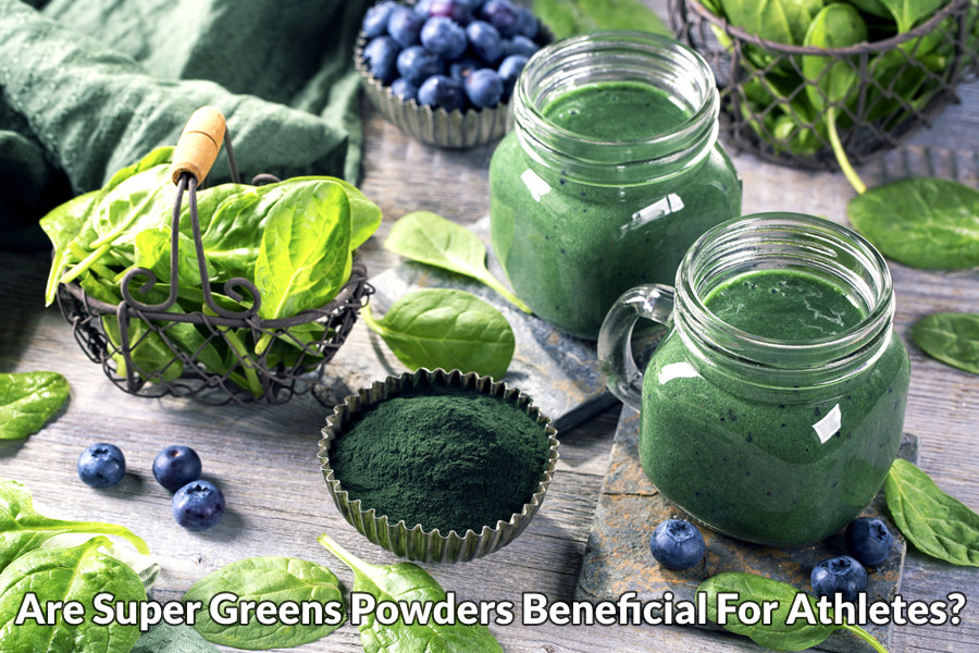 Are super greens powders beneficial for athletes?