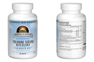 Theanine Serene with Relora by Source Naturals